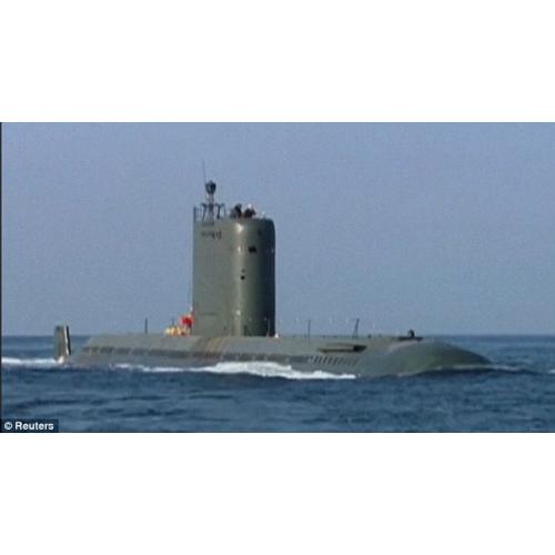 Phát hiện hoạt động bất thường của tàu ngầm Triều Tiên